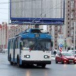 Списан самый старый линейный троллейбус в Санкт-Петербурге