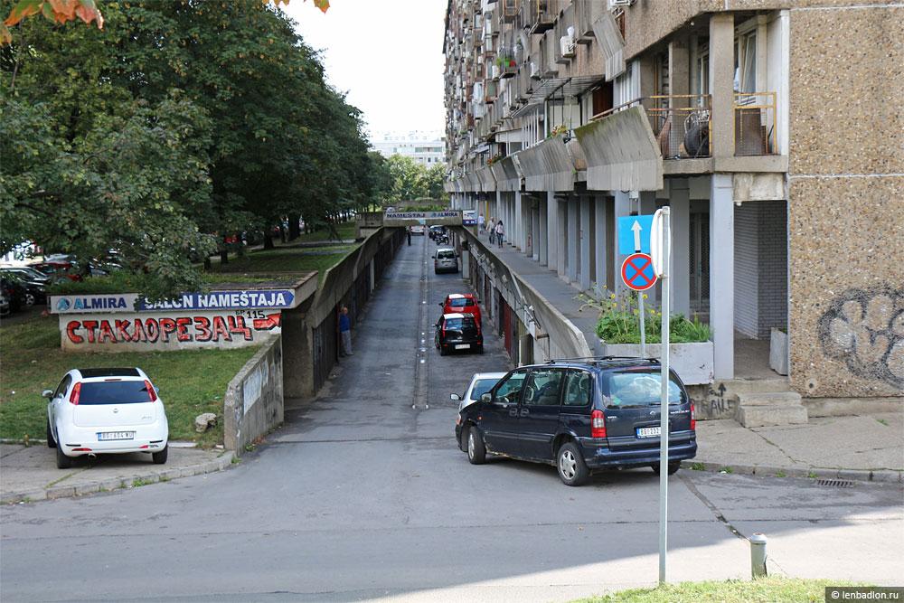 Фото Нового Белграда, Белград, Сербия