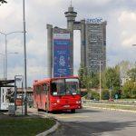 Сербия, нетуристический Белград (Нови Београд)