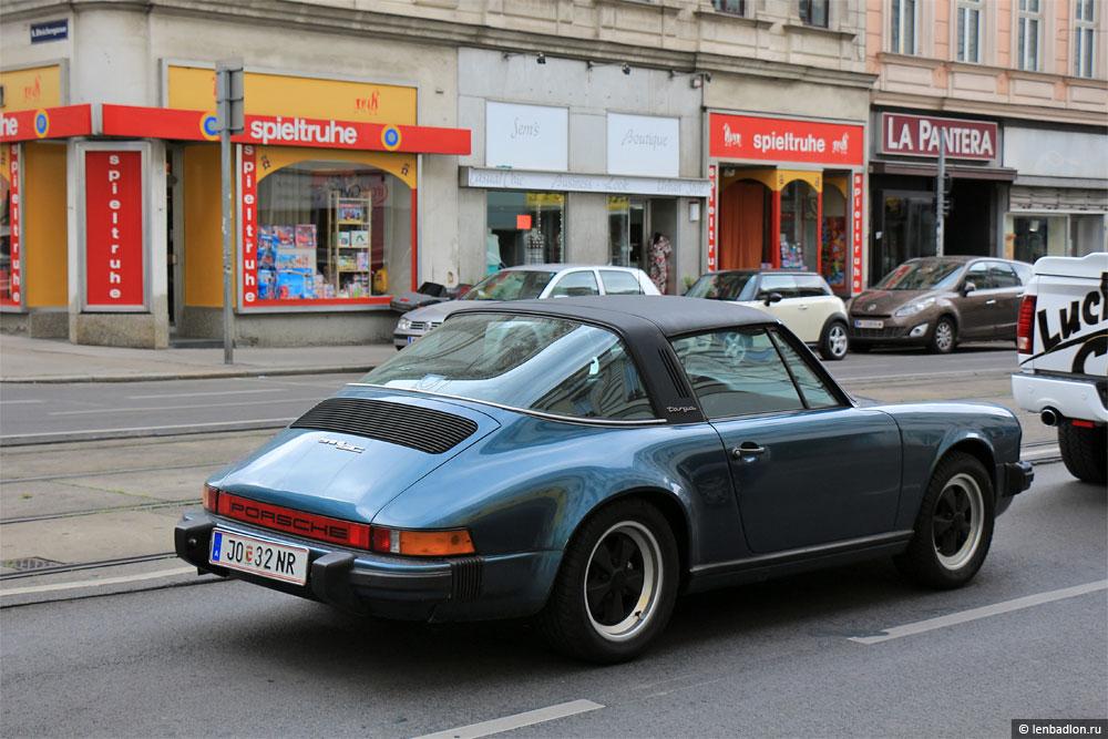 Фото Porsche в Австрии