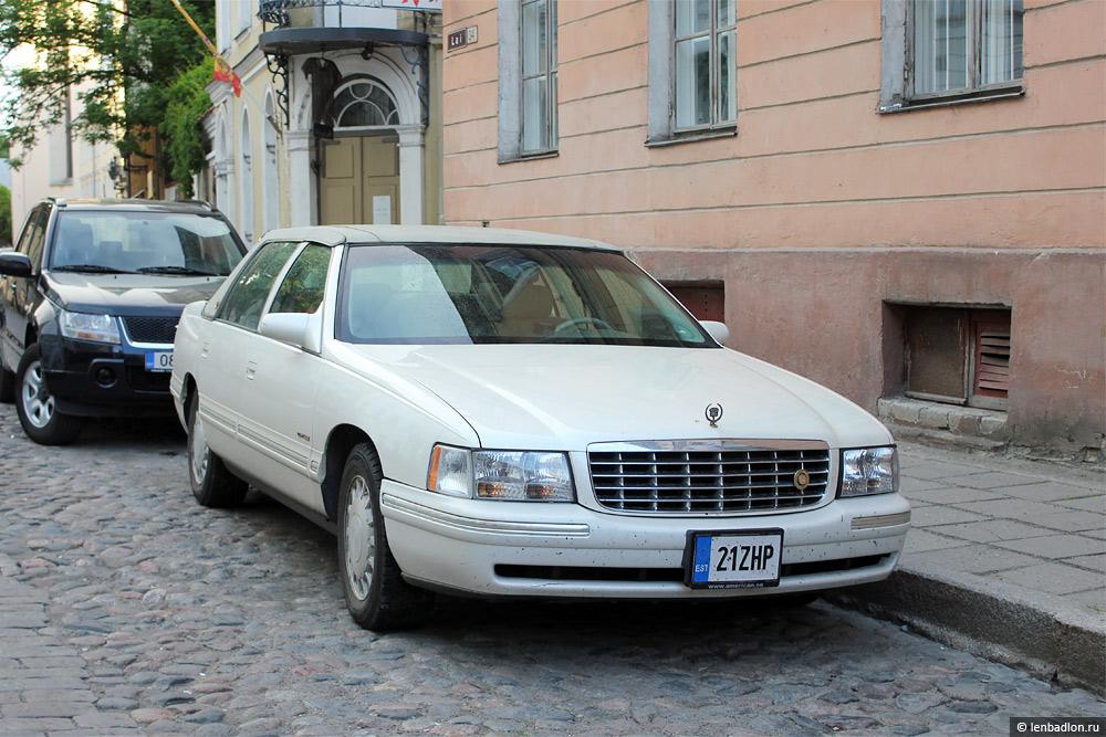Фото Cadillac DeVille в Эстонии