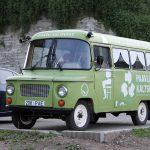 Фото микроавтобуса в Эстонии