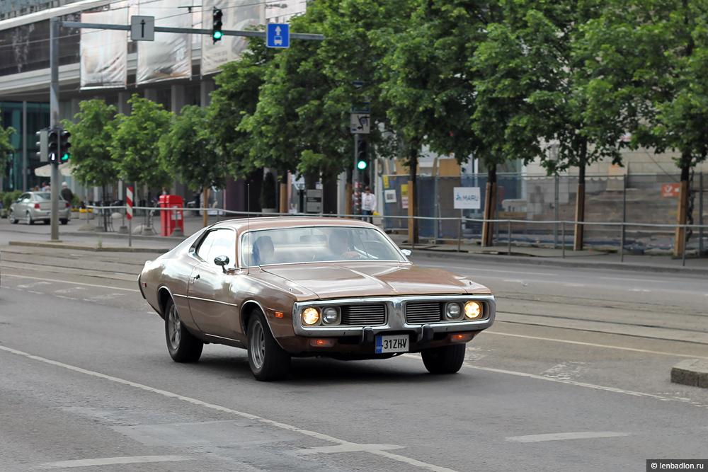 Фото автомобиля в Эстонии
