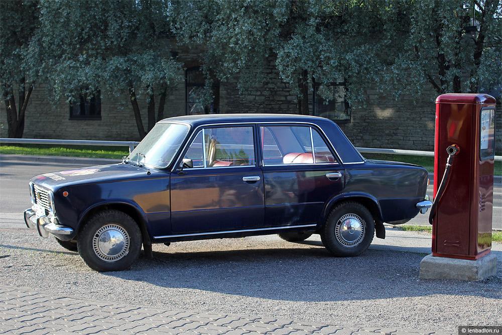 Фото ВАЗ-2101 в Эстонии