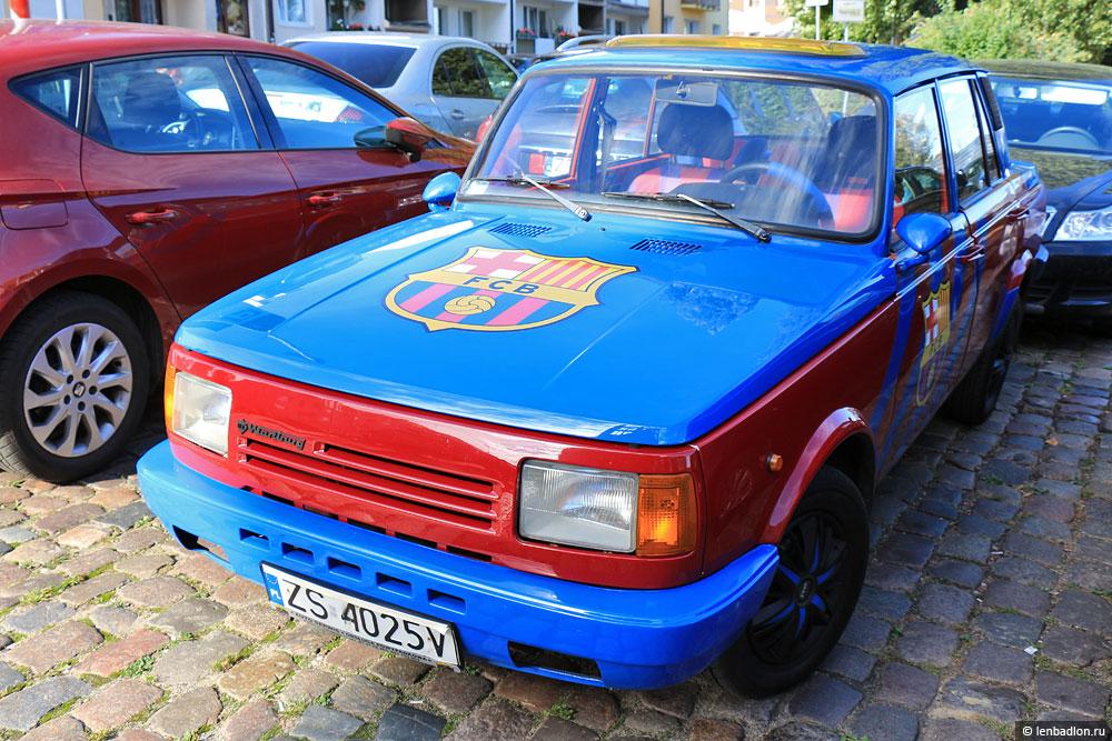 Фото автомобиля Wartburg 1.3 в Польше