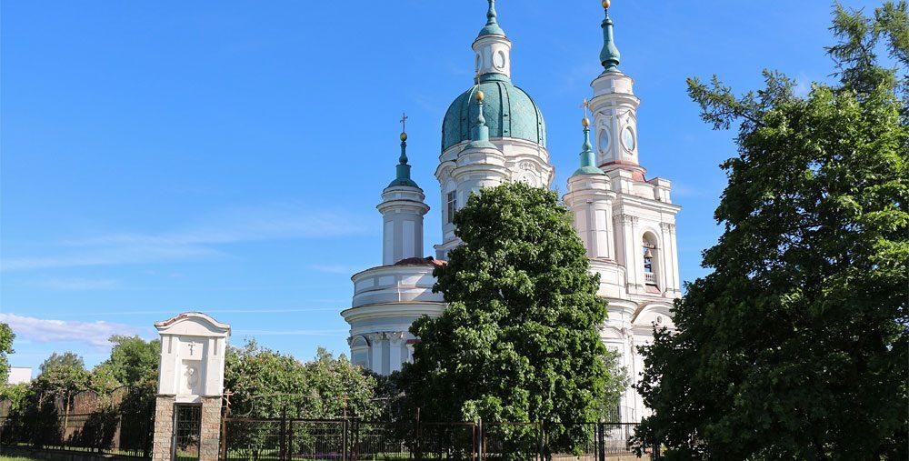 Фото собор Святой Екатерины в Кингисеппе