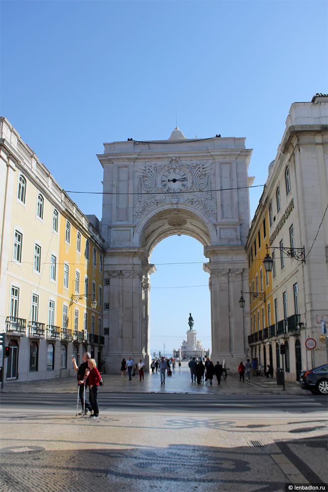 Триумфальная арка Руа Аугуста