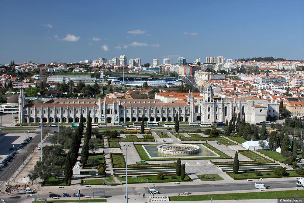 Монастырь иеронимитов (Жеронимуш) в Лиссабоне
