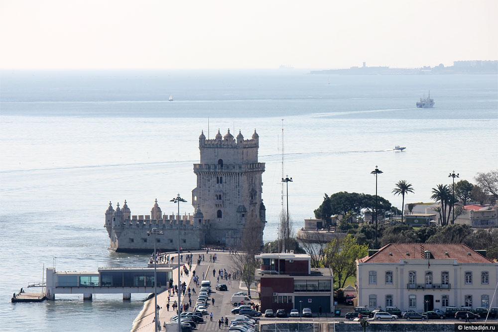 Башня Торри-ди-Белен в Лиссабоне