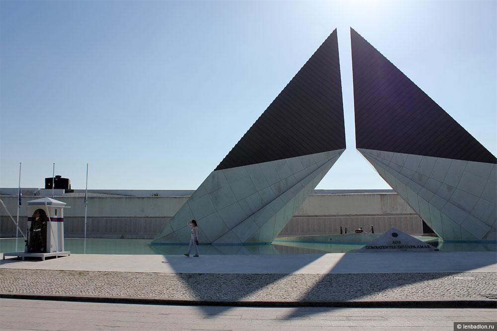Памятник участникам Колониальных войн