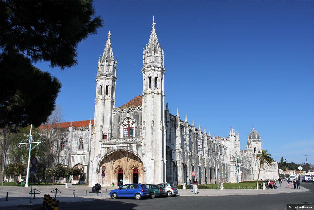 Фото Монастыря иеронимитов (Жеронимуш) в Лиссабоне