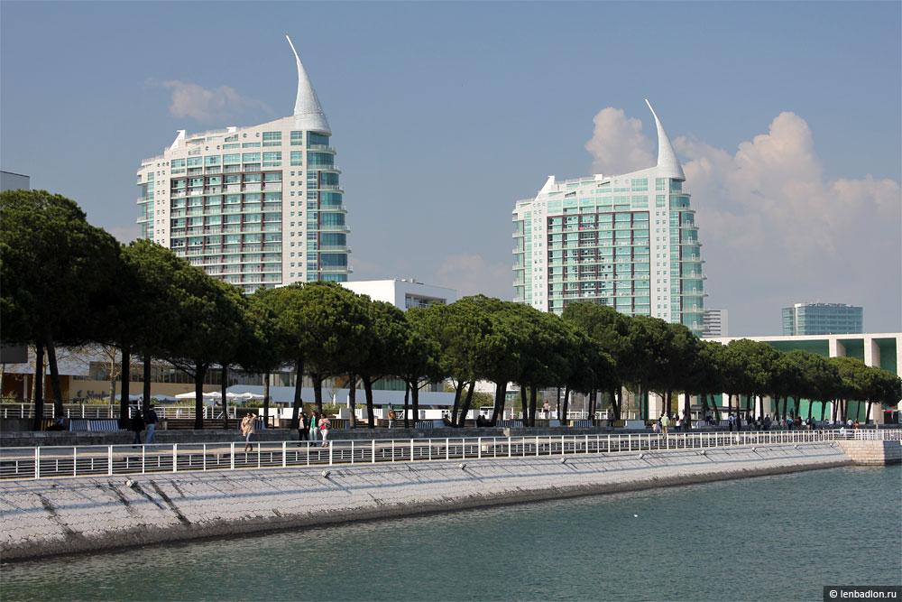 Лиссабон, район Экспо 98
