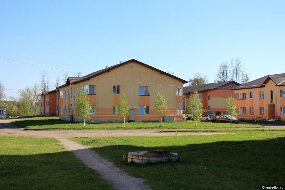 Фото жилого комплекса в Приозерске