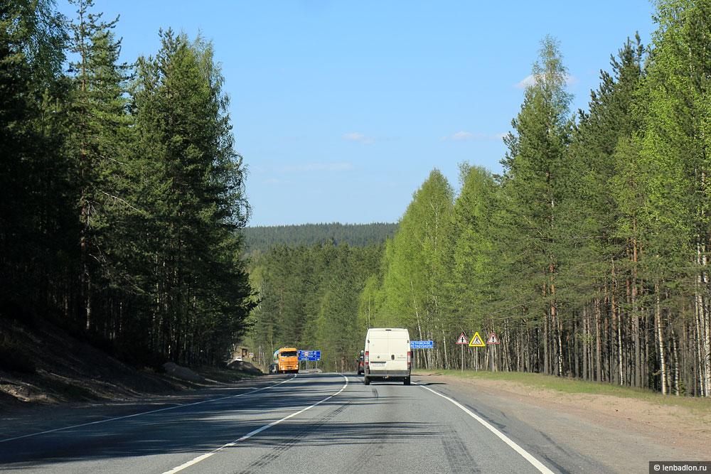 Фото поездки в Приозерск