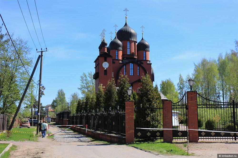 Фото церкви Токсово