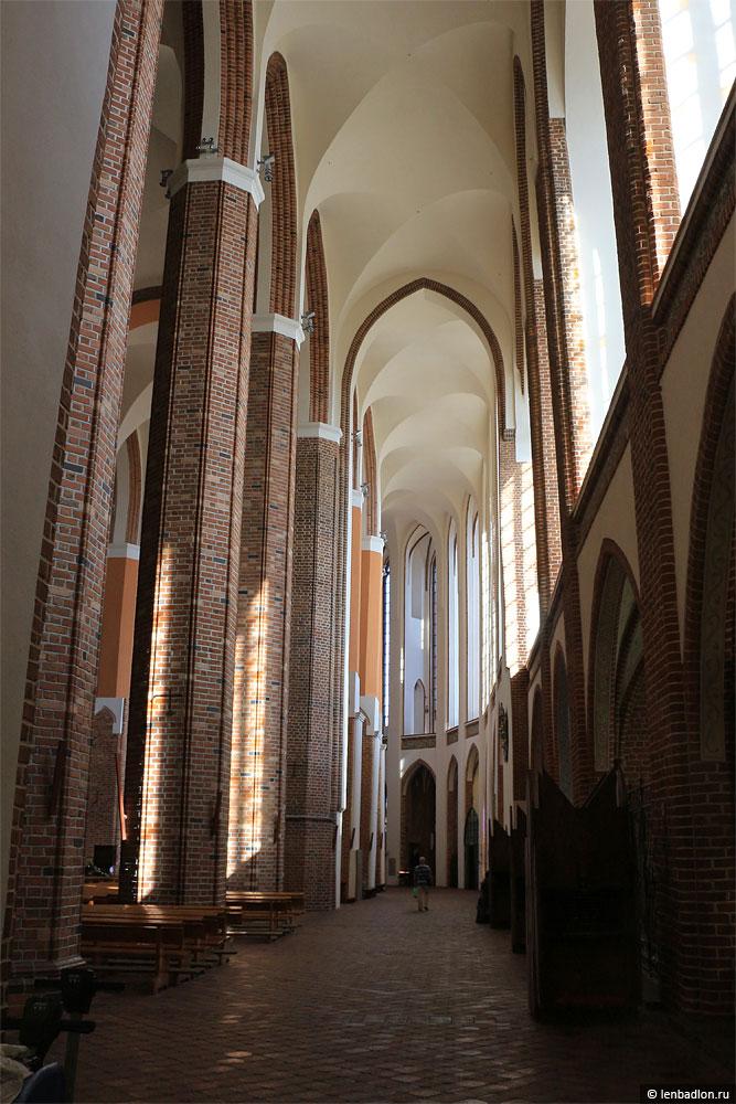 Кафедральный собор Щецина фото