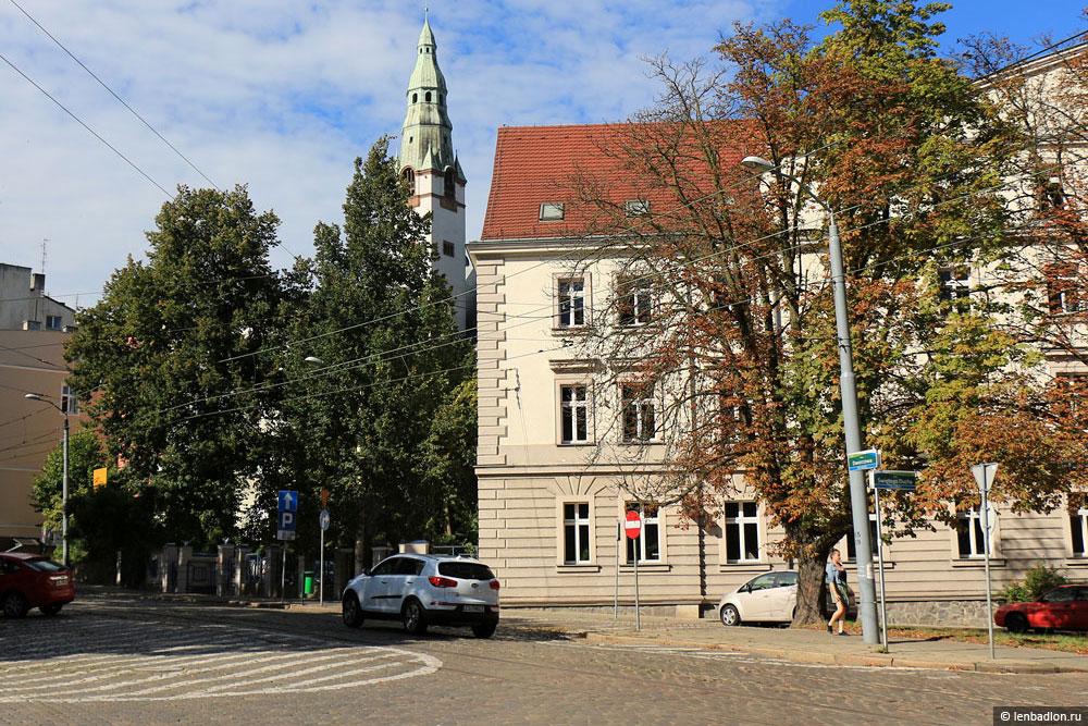 Фото Щецина, Польша