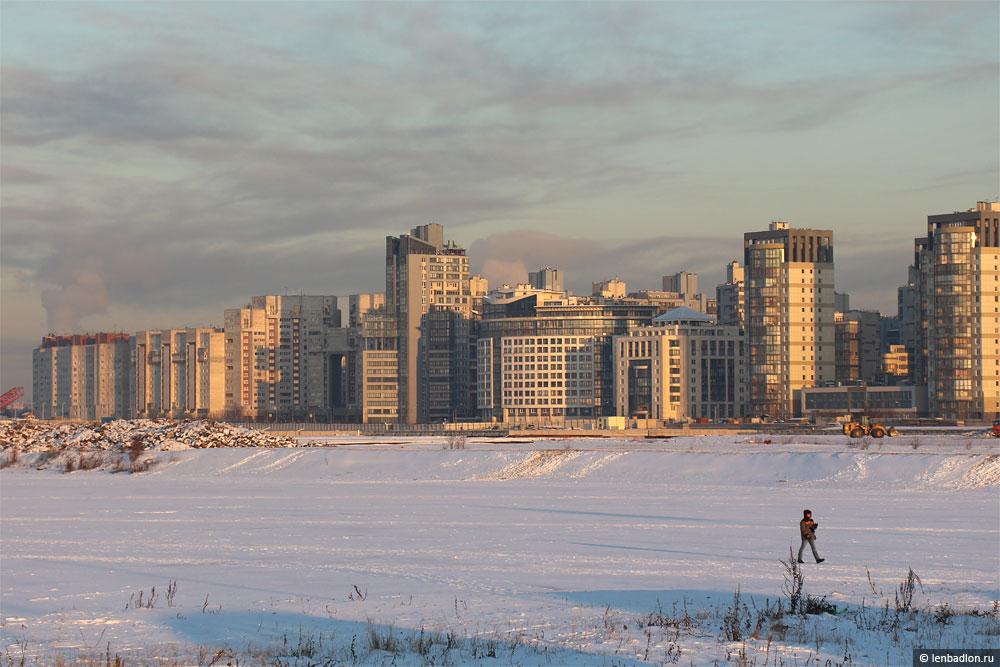 Фото Васильевского острова