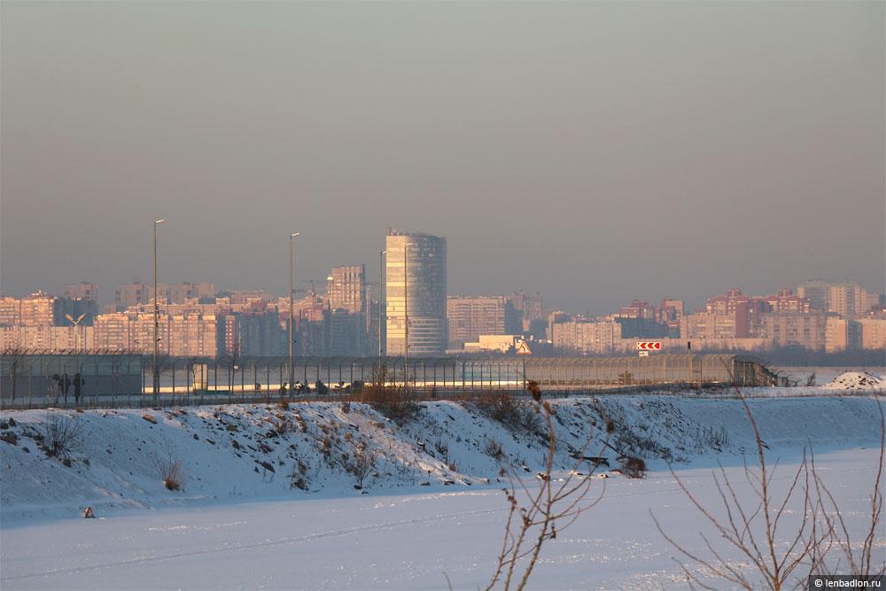 Фото высотки Атлантик-Сити