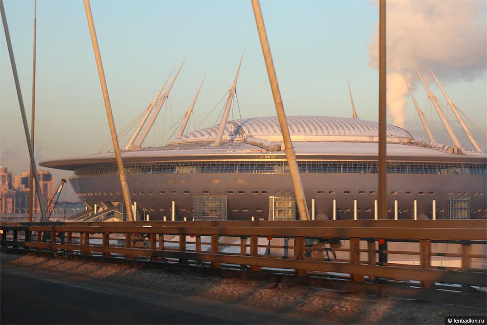 Фото стадиона Зенит-Арена