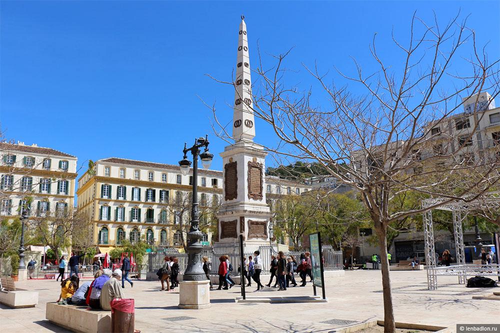 Фото Малаги, Испания
