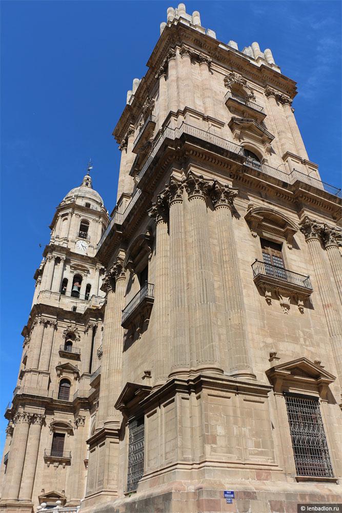 Кафедральный собор Малаги фото