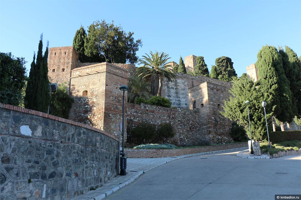 Фото замка Хибральфаро