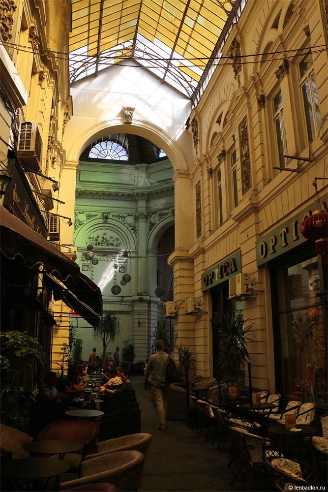 Фото Бухареста