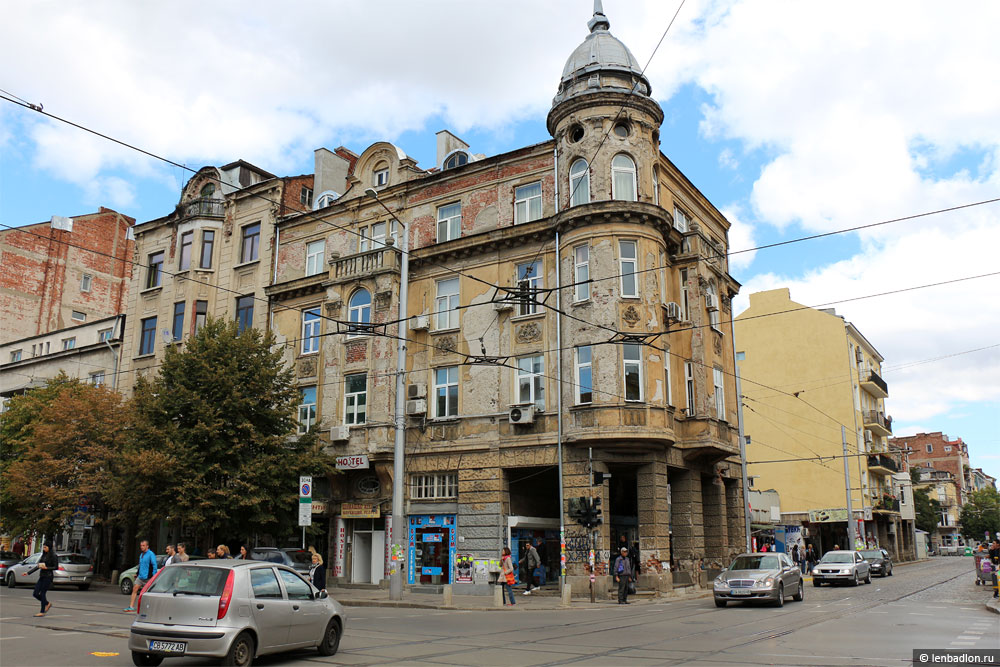 Фото Софии, Болгария