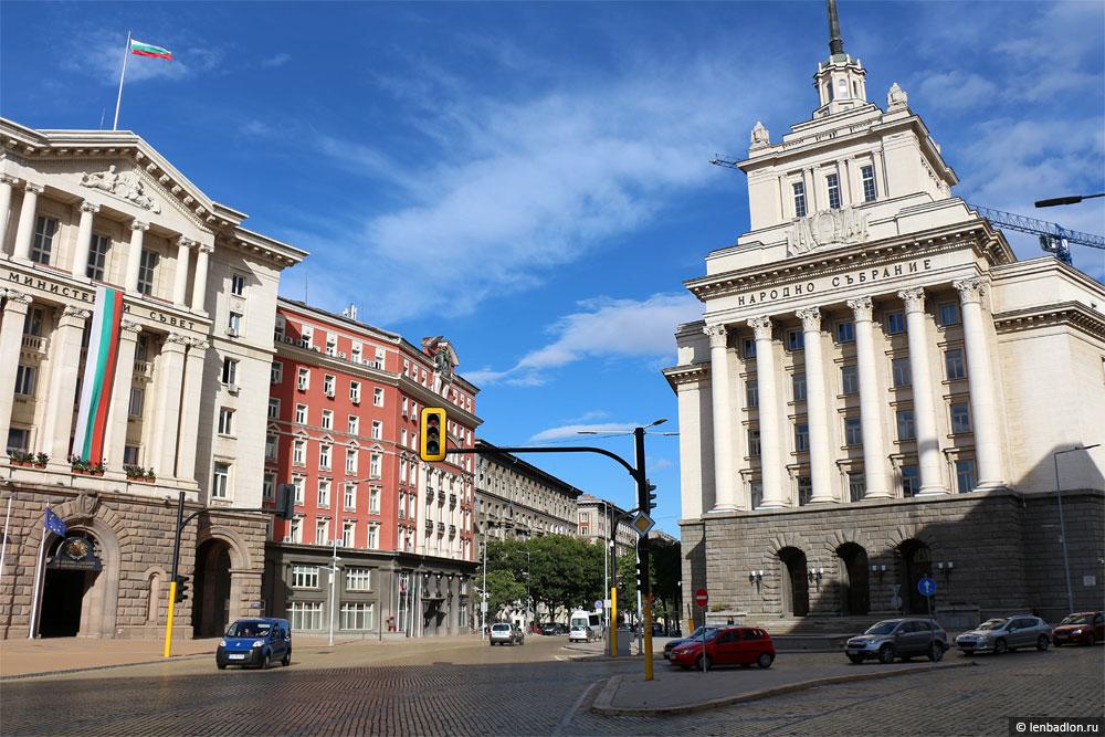 Совет министров и Народное собрание Болгарии