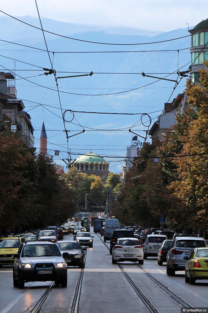 София фото улицы