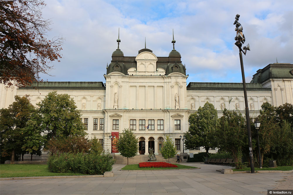 Национальная галерея зарубежного искусства в Софии
