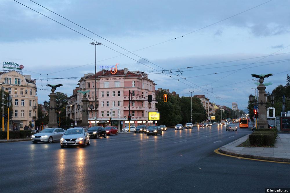 Орлов мост в Софии, Болгария