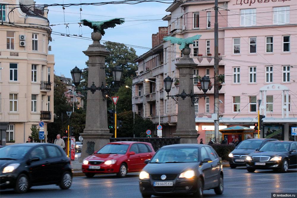 Орлов мост в Софии фото