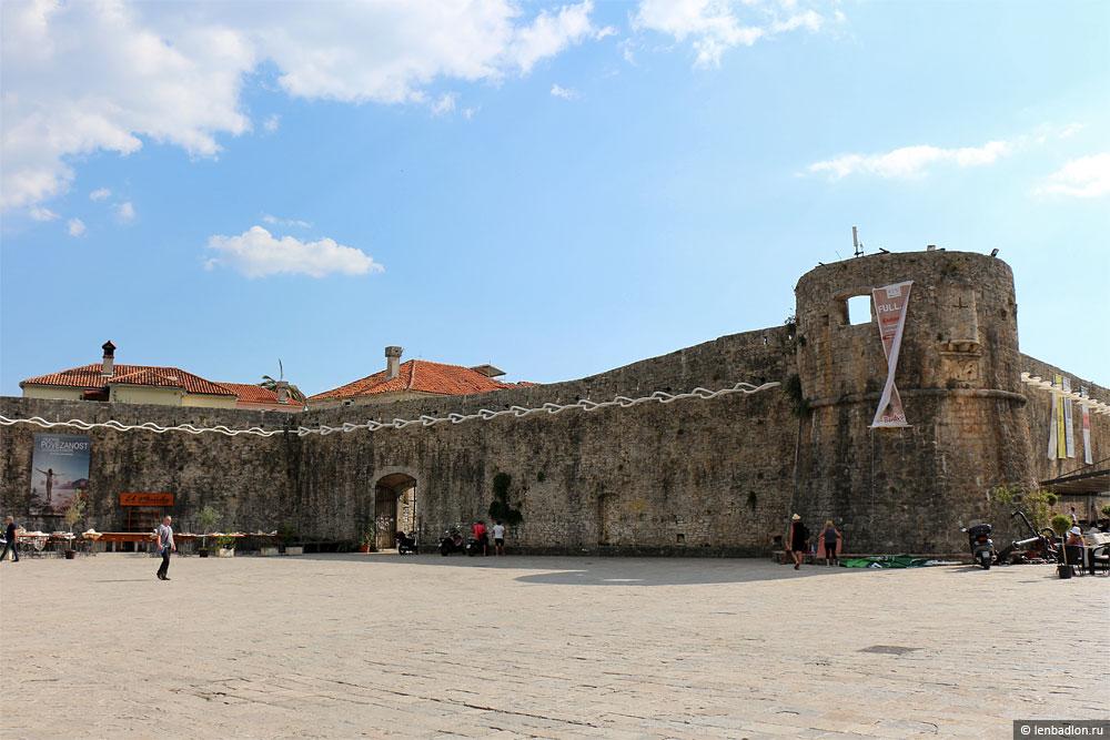Крепость Будва, Черногория