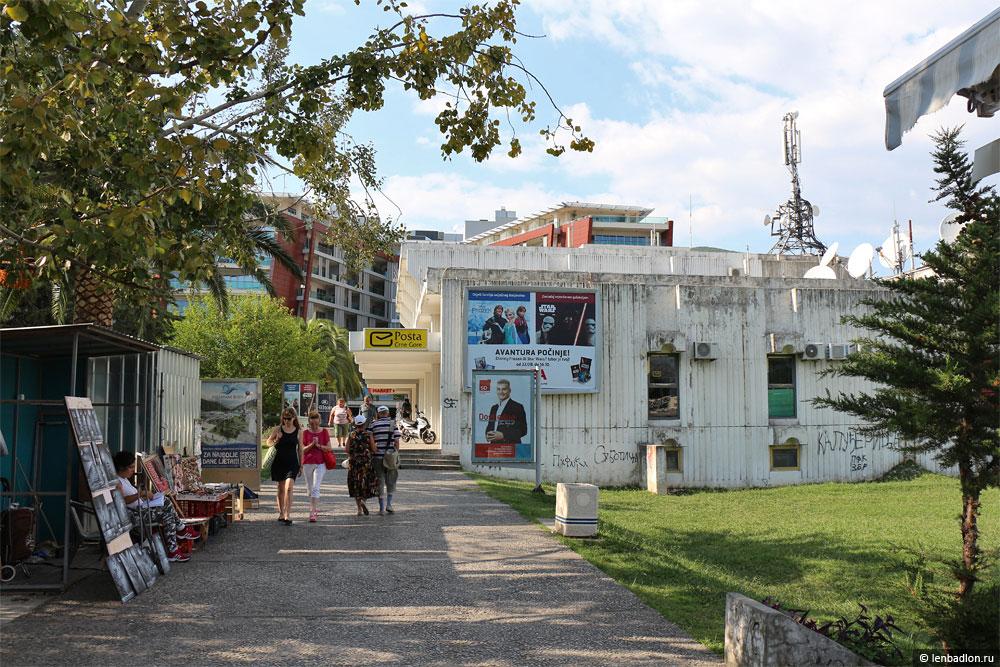 Фото Будвы, Черногория