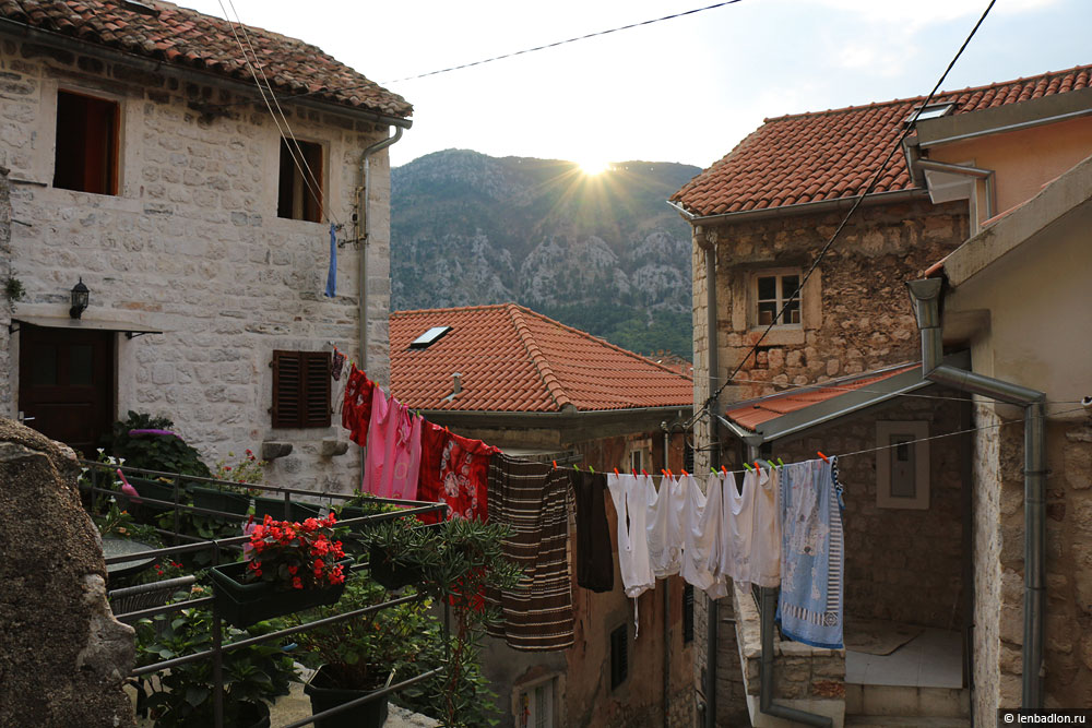 Фото Котора, Черногория