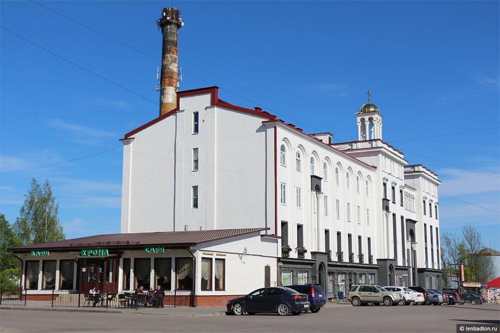 Бывшее здание управление православной церкви Финляндии