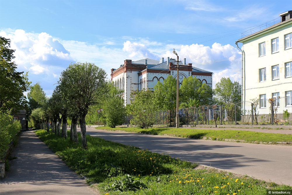 Бывшее здание Сортавальского мужского лицея