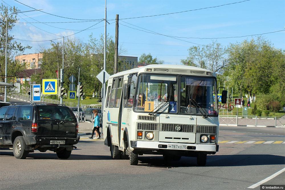 Автобус ПАЗ-32053 в Сортавале фото