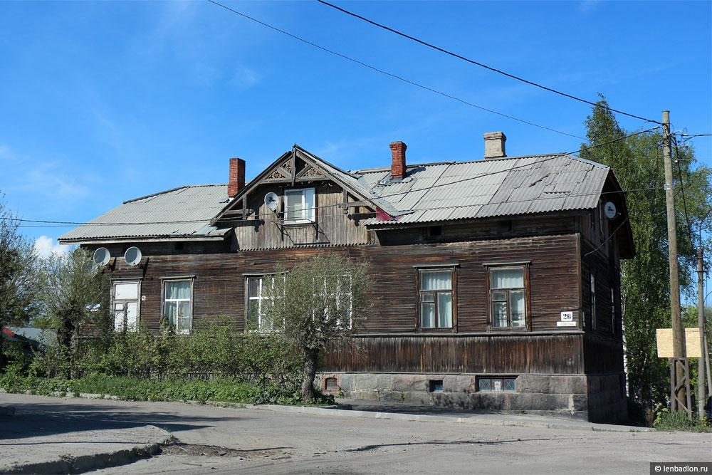 Фото жилого дома в Сортавале