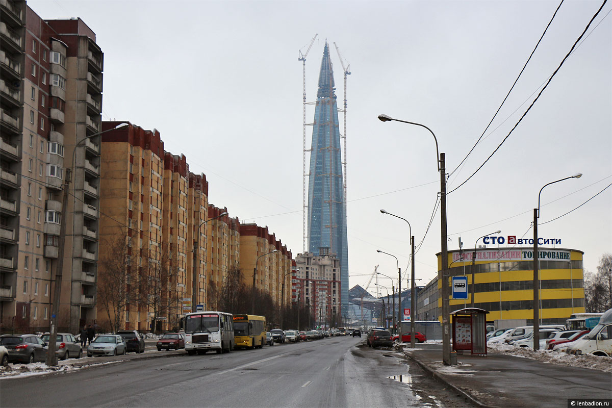 Фото Лахта центра
